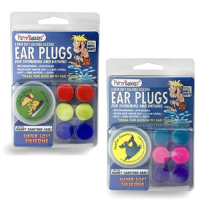 Putty Buddies Non-floatable Swim Plugs (3pr)