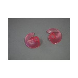 Doc's ProPlug non-vented extra extra large pink (1pr)