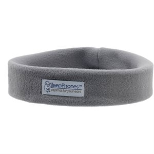 Acoustic Sheep SleepPhones Wireless - Extra Large, Gray