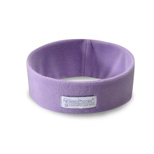 Acoustic Sheep SleepPhones Wireless - Extra Small, Lavender