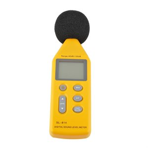 Digital Sound Noise Level Meter