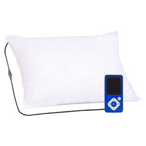 Sound Pillow Sleep System with Standard Sound Pillow & MP3 Player