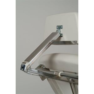 Articulating Headrest for UMF 8612 Exam Chair