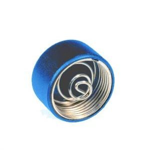 Replacement End Cap for Heine Mini 3000 - BLUE Color